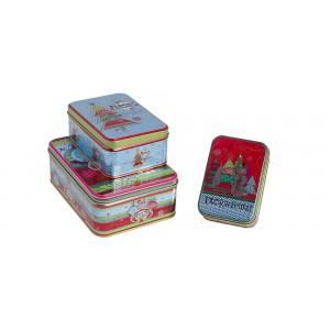 Σετ 3 μεταλλικά κουτιά  KL-821-12