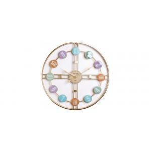 Ρολόι τοίχου 50εκ MB-791C Ρολόι