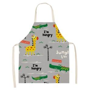 Παιδική ποδιά κουζίνας MB-029-3 Eργαλεία μαγειρικής