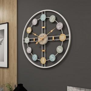 Ρολόι τοίχου 50εκ MB-791A Ρολόι