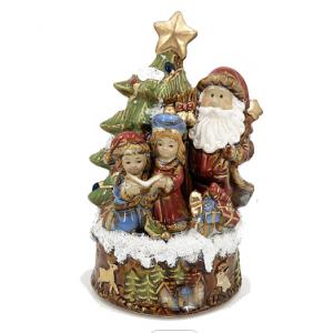 Χριστουγεννιατικα διακοσμητικα - Διακοσμητικό με μουσική MB-806 ΝΕΕΣ ΠΑΡΑΛΑΒΕΣ ΧΡΙΣΤΟΥΓΕΝΝΑ 2021