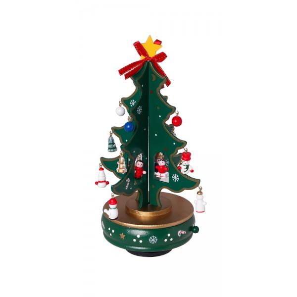 Χριστουγεννιατικα διακοσμητικα - Διακοσμητικό με μουσική MB-814 ΝΕΕΣ ΠΑΡΑΛΑΒΕΣ ΧΡΙΣΤΟΥΓΕΝΝΑ 2021