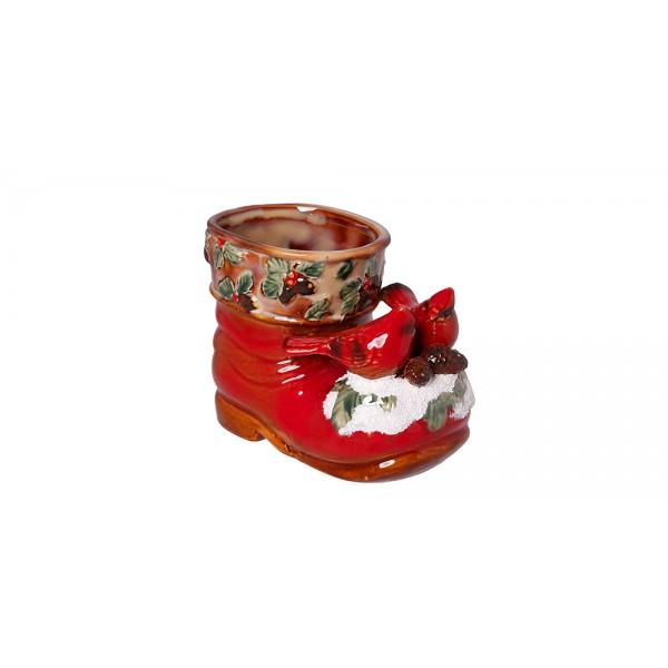 Χριστουγεννιατικα διακοσμητικα - Κεραμικό Διακοσμητικό PT-616 ΝΕΕΣ ΠΑΡΑΛΑΒΕΣ ΧΡΙΣΤΟΥΓΕΝΝΑ 2021
