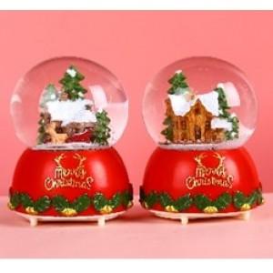 Χριστουγεννιατικα διακοσμητικα - Χιονόμπαλλα μουσική PT-901A ΝΕΕΣ ΠΑΡΑΛΑΒΕΣ ΧΡΙΣΤΟΥΓΕΝΝΑ 2021