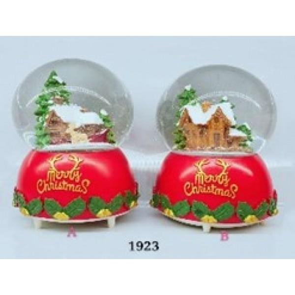 Χριστουγεννιατικα διακοσμητικα - Χιονόμπαλλα μουσική PT-902A ΝΕΕΣ ΠΑΡΑΛΑΒΕΣ ΧΡΙΣΤΟΥΓΕΝΝΑ 2021