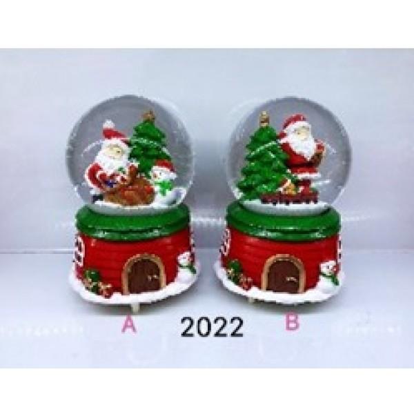 Χριστουγεννιατικα διακοσμητικα - Χιονόμπαλλα μουσική PT-902B ΝΕΕΣ ΠΑΡΑΛΑΒΕΣ ΧΡΙΣΤΟΥΓΕΝΝΑ 2021