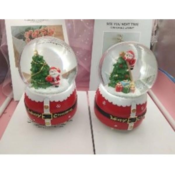 Χριστουγεννιατικα διακοσμητικα - Χιονόμπαλλα μουσική PT-902D ΝΕΕΣ ΠΑΡΑΛΑΒΕΣ ΧΡΙΣΤΟΥΓΕΝΝΑ 2021