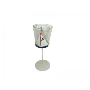 Κηροπήγιο ποτήρι με ρεσώ CT-045 (40% έκπτωση)