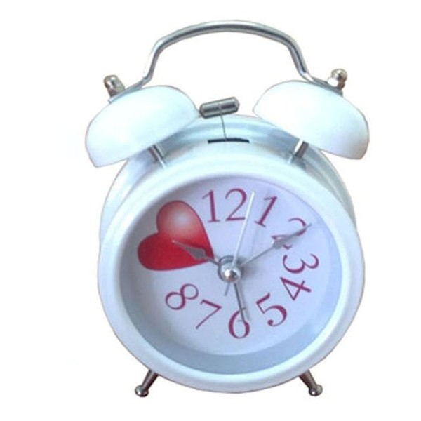 Ξυπνητήρι επιτραπέζιο HK-076 (35% έκπτωση) ΠΡΟΣΦΟΡΕΣ