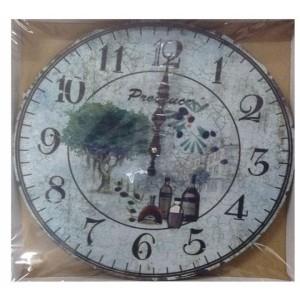 Ρολόι τοίχου 34εκ ΝΝ-162-139