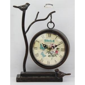 Ρολόι μεταλλικό επιτραπέζιο ΝΝ-782 NEW Ρολόι