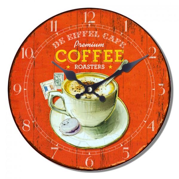 Ρολόι τοίχου 34εκ ΝΝ-162-303 Ρολόι