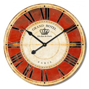 Ρολόι τοίχου 62εκ ΝΝ-195-101 Ρολόι