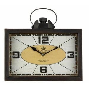 Eπιτραπέζιο ρολόι 30x28x6εκ NN-805 NEW Ρολόι