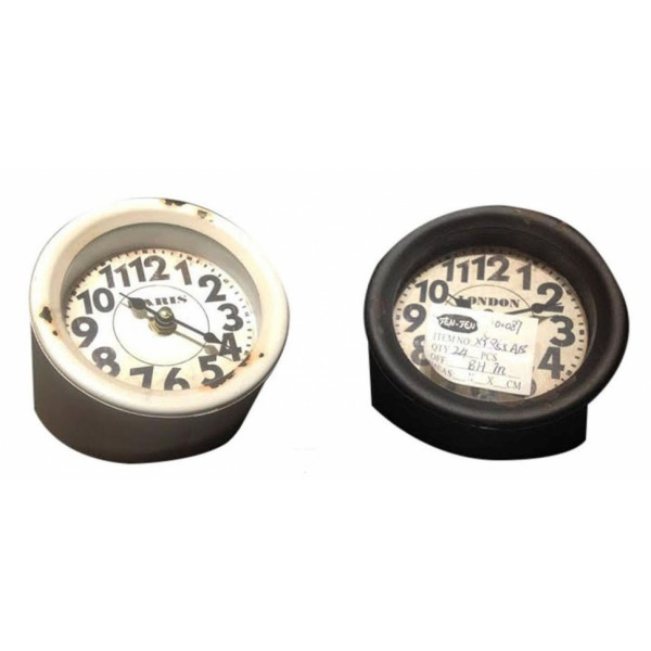 Eπιτραπέζιο ρολόι TM-069 (40% έκπτωση) ΠΡΟΣΦΟΡΕΣ