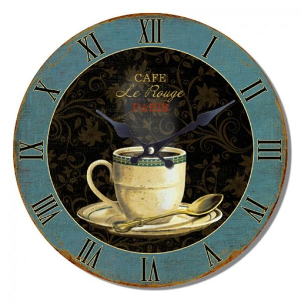 Ρολόι τοίχου 34εκ ΝΝ-162-506 NEW Ρολόι