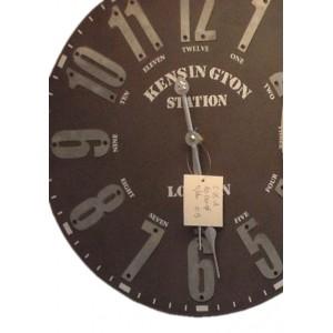 Ρολόι MDF 40εκ TM-601A Ρολόι
