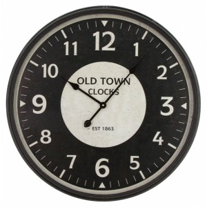 Ρολόι IRON+GLASS 69εκ NN-853 NEW Ρολόι