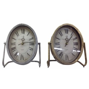 Eπιτραπέζιο ρολόι 37x16x4εκ UK-671 NEW Ρολόι