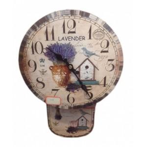 Ρολόι εκκρεμές 34εκ. UK-682A NEW