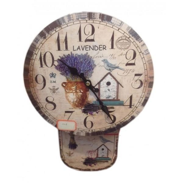 Ρολόι εκκρεμές 34εκ. UK-682A NEW Ρολόι