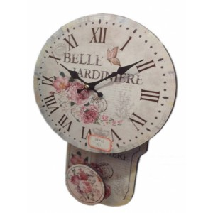 Ρολόι εκκρεμές 34εκ. UK-682D NEW