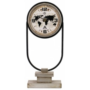 Eπιτραπέζιο ρολόι 18x41x10εκ NN-867 NEW Ρολόι