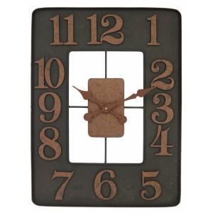 Ρολόι τοίχου 45x60x4εκ NN-879 NEW Ρολόι