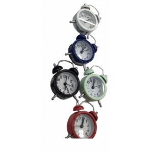 Ξυπνητήρι επιτραπέζιο AT-461 NEW Ρολόι
