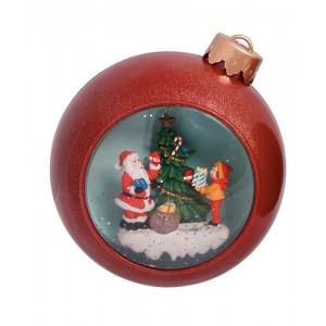 Χριστουγεννιατικα διακοσμητικα - Διακοσμητικό με μουσική AT-785A NEW ΝΕΕΣ ΠΑΡΑΛΑΒΕΣ ΧΡΙΣΤΟΥΓΕΝΝΑ 2021