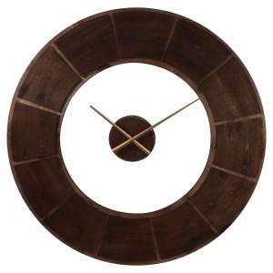 Ρολόι τοίχου MDF 80εκ BC-214 NEW Ρολόι