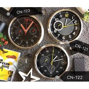Ρολόί τοίχου 30εκ PT-051 NEW