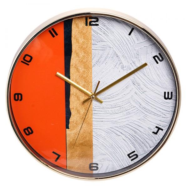 Ρολόί τοίχου 30εκ PT-052A1 NEW Ρολόι
