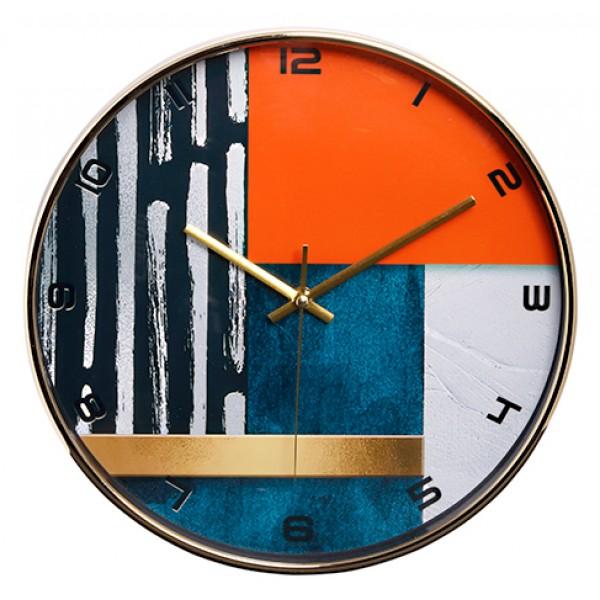 Ρολόί τοίχου 30εκ PT-052A2 NEW Ρολόι