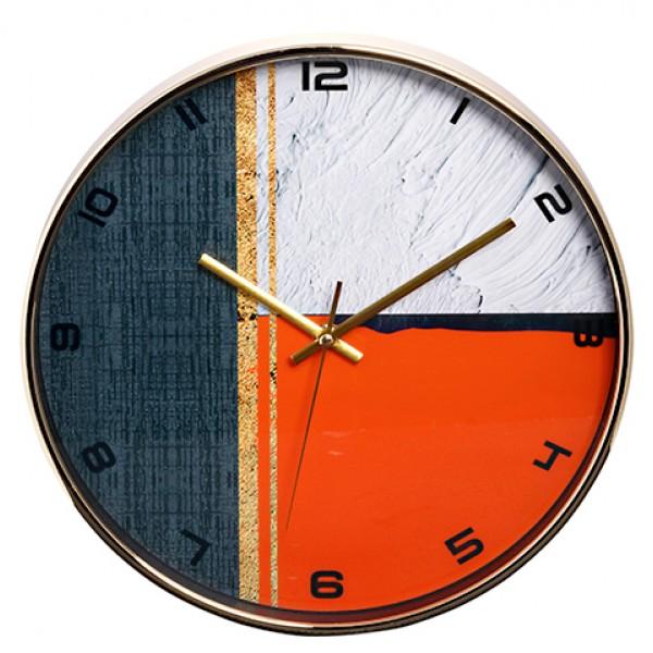 Ρολόί τοίχου 30εκ PT-052A3 NEW Ρολόι