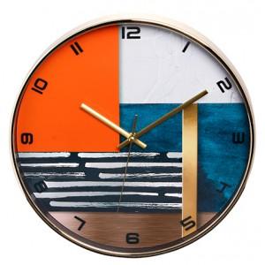 Ρολόί τοίχου 30εκ PT-052A4 NEW