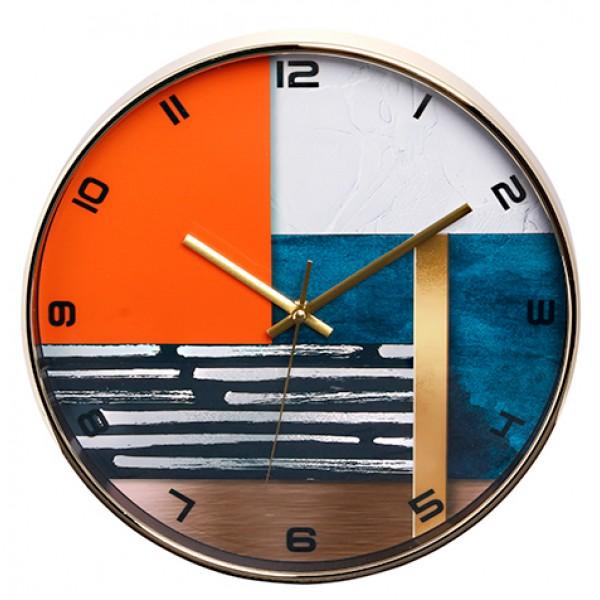 Ρολόί τοίχου 30εκ PT-052A4 NEW Ρολόι