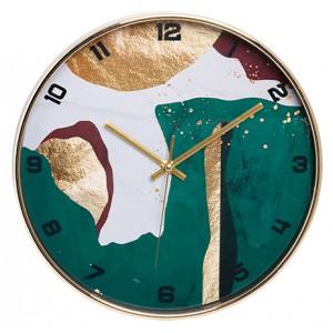 Ρολόί τοίχου 30εκ PT-052B2 NEW