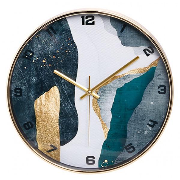 Ρολόί τοίχου 30εκ PT-052B4 NEW Ρολόι